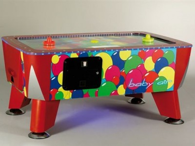 Baby Air Hockey