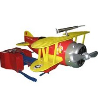 Warplane Kidde Ride