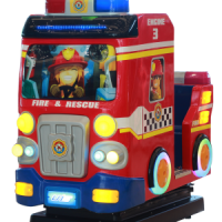 Fire Fighter Kidde Ride