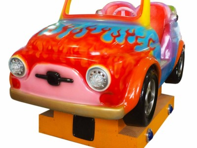 Fire Car Kidde Ride