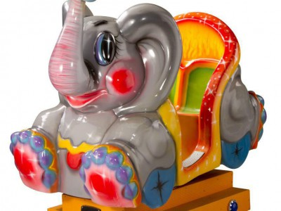 Elephant kidde ride